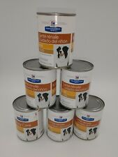 New listing 6 Cans 13 oz. Lamb Hill's Prescription Diet Kidney Care Dog Food w/ Dents