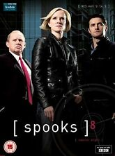 Spooks - Series -8 Complete BBC 8th Eighth Season Peter Firth, Hermione New DVD