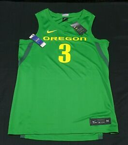Nike Elite Oregon Ducks Payton Pritchard Basketball Jersey  AT8889-377