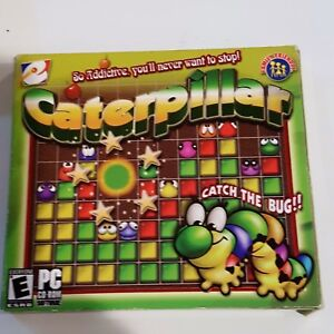 Caterpillar PC CD-ROM Game Software Windows Rated E- Family