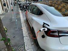 Cavo ricarica Tesla Model 3 Scame3A Mennekes tipo2 su misura