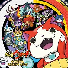 Yo-Kai Watch Original Soundtrack Free Shipping with Tracking# New from Japan