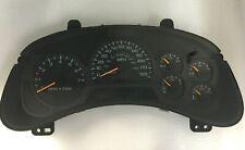2002-2004 Chevy Trailblazer Rebuilt Speedometer Gauge Cluster w/o DIC - WARRANTY