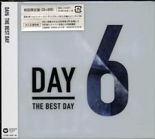DAY6-THE BEST DAY-JAPAN CD+DVD+BOOK Ltd/Ed I19