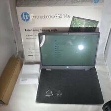 "🌟 HP X360 14a Chromebook 14"" HD Touch (Celeron N4020, 4GB, 64GB) 14a-ca0036nr"