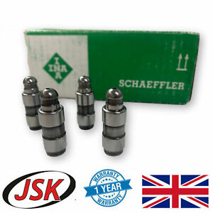 4 x INA Hydraulic Tappet Lifters for Peugeot 1.4 1.6 2.0 2.2 2.7 HDi 0942.53