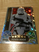STAR WARS Force Awakens - Force Attax Trading Card #223 Flametrooper