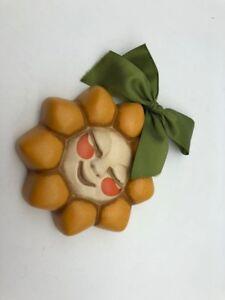 Thun / Bozner Picture Ornament 9,5 Cm. Top Condition