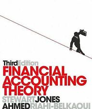 Financial Accounting Theory by Stewart Jones (Paperback, 2009)