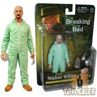 Breaking Bad Walter White in Blue Hazmat Suit PX Previews Exclusive Figur Mezco