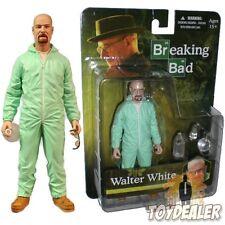 Breaking Bad Walter White in Blue Hazmat Suit PX Previews Exclusive Figur Mezco