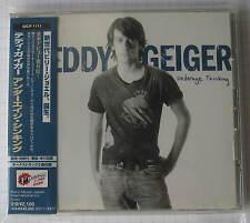 TEDDY GEIGER - Underage Thinking + 2 BONUS JAPAN CD OBI RAR SICP-1111