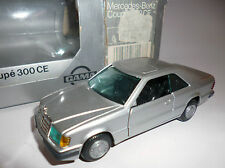 Mercedes W 124 C 300 CE in silber silver metallic, GAMA in 1:43 Ovp / mint boxed