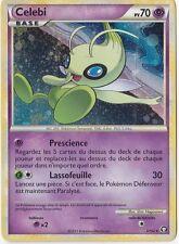Celebi Holo - HS : Triomphe - 3/102 - Carte Pokemon Neuve France