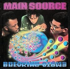 Breaking Atoms [PA] by Main Source (CD, Apr-2008, Wild Pitch)