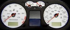 Lockwood VW Golf Mk4 160MPH VDO Instruments WHITE (ST) Dial Kit 44KKK