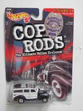 HOT WHEELS COP RODS EL SEGUNDO, CA '40 WOODIE