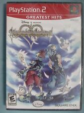 Kingdom Hearts Re: Chain of Memories (Sony PlayStation 2, 2008) Sealed New