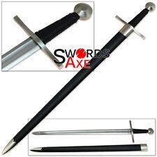 Ulfberht Ragnarok Viking Long Sword Scandinavian Bastard Norse Blade Vikings