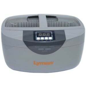 Lyman Turbo Sonic 2500 Ultrasonic Case Cleaner Cleaner Electric  7631700