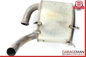 1999 ONLY Porsche 911 Carrera 996 Exhaust Down Pipes Pipe 3.4L Right Left