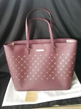"Michael Kors ""Plum"" Purse Tote"