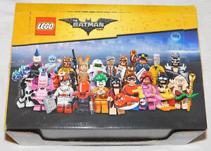 Lego Batman Series 1 Collectible Minifigures Empty Cardboard Display Box 71017