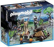 "PLAYMOBIL® Ritter 6041 ""Wolf Ritter mit Katapult"" Ritterburg 6002 NEU/OVP!"