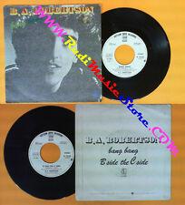 LP 45 7'' B.A.ROBERTSON Bang bang B side the c side 1979 PROMO no cd mc dvd