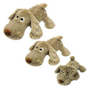 Goodboy Super Soft Big Dog Puppy Plush Fluffy Squeaky Dog Toy 3 Sizes