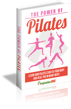 The Power Of Pilates + How Pilates Can Fix Your Body + PDF Ebook + Resell rights