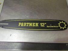 "NEW Old Stock Partner 12"" Chainsaw Bar 171910 PR 91"