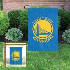 Golden State Warriors NBA Garden/Window Flag ~ NEW