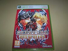 Guilty Gear 2 II Overture Xbox 360 * NEW SEALED *