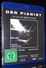 BLU-RAY DER PIANIST - ROMAN POLANSKI MEISTERWERK - THOMAS KRETSCHMANN ** NEU **