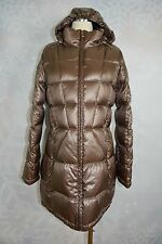 Calvin Klein Packable hooded quilted down puffer coat   size L  NWD