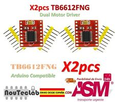 2pcs Dual Motor Driver 1A TB6612FNG Microcontroller Better than L298N
