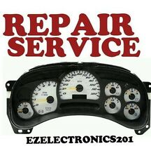 2004 2005 FORD EXPLORER, EXPEDITION  INSTRUMENT CLUSTER REPAIR SERVICE