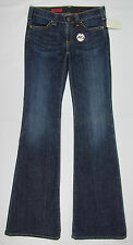 NWT AG jeans Adriano Goldschmied the Damsel Flare leg USA Made Womens Size 24 R