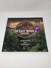 The Lost World: Jurassic Park (Laserdisc, 1997)