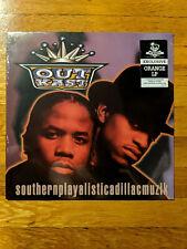 Outkast Southernplayalisticadillacmuzik OOP Orange LP Newbury Ltd 600