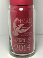 Martin House Brewing Co. One Year Anniversary 2014 Can Shaped Craft Beer Glass