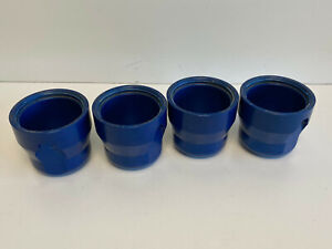 B6: Lot of 4 FISHER SCIENTIFIC 75004394 BUCKETS for #4393 ROTOR