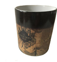 Harry Potter Marauders map mug Morphing Mug color changing mug magic mug magical