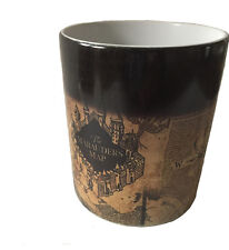 Harry Potter Marauders map mug Morphing Mug color changing mug magic mug magical