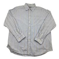 OBERT GRAHAM R&G LONDON MULTICOLOR MENS LONG SLEEVE SHIRT SIZE XL