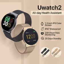 UMIDIGI Uwatch2 Smart Watch For Andriod, IOS Full Touch Screen Sport Monitor AU