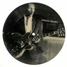 "Chuck Berry - Roll Over Beethoven - Single-Sided Flexi-Disc - 7"" Record Single"