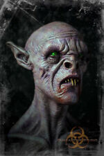 Vampire Nosferatu Resin Bust unpainted by Quarantine Studio
