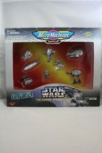 Star Wars Micro Machines Space Collectors Edition The Empire Strikes Back